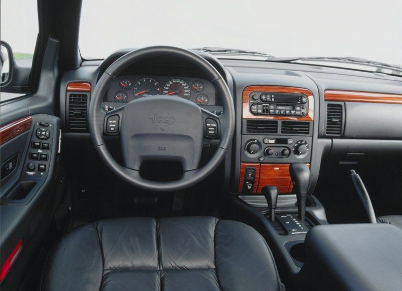Nice Great 2004 Jeep Grand Cherokee Limited Interior Idea