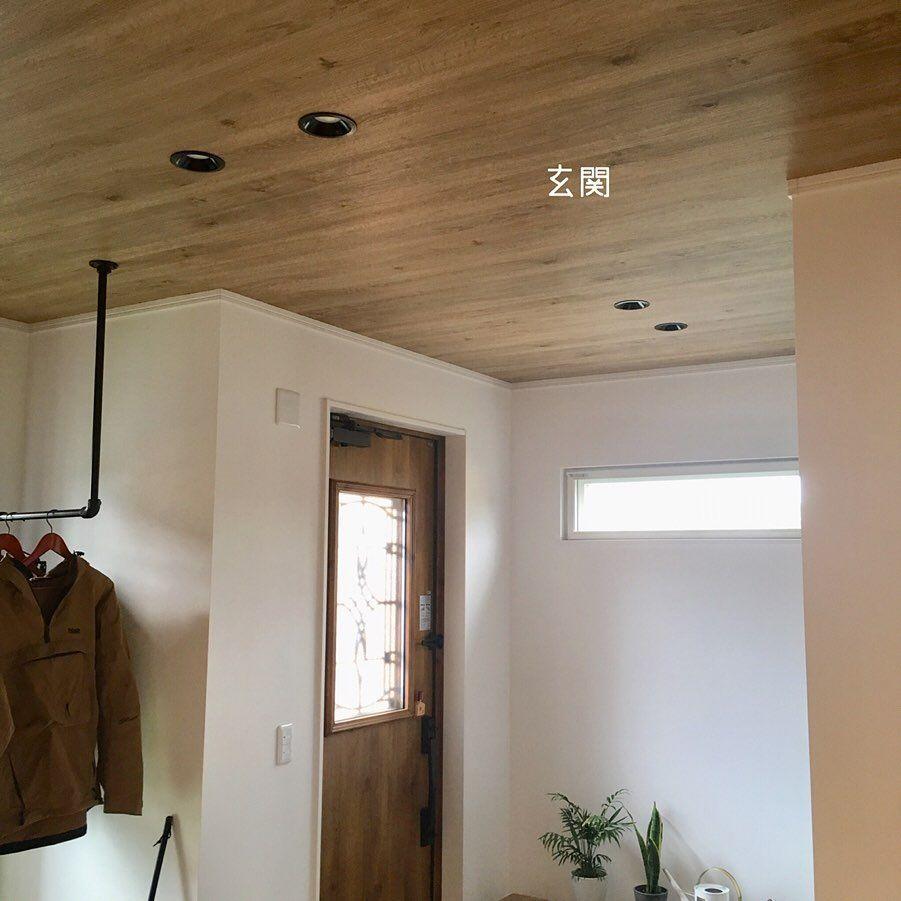 画像に含まれている可能性があるもの 室内 玄関ポーチ 照明 ダウン