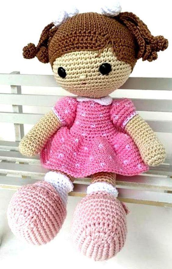 Ateliê Maria Rê - Curso Bonecas de Amigurumi | Facebook | 882x564