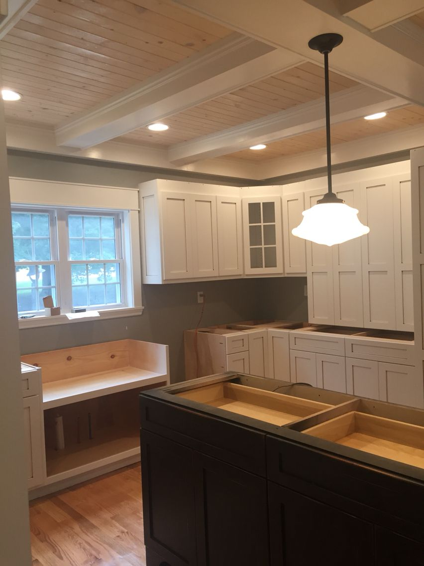 Cabinets in!!! | Home remodeling, Kitchen addition ...