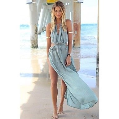 Пляжные платья 2013