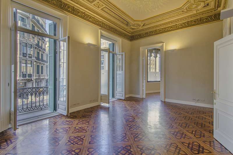 FOR SALE - Exquisite Property in the Modernist Building in Eixample Dret, Barcelona #luxury
