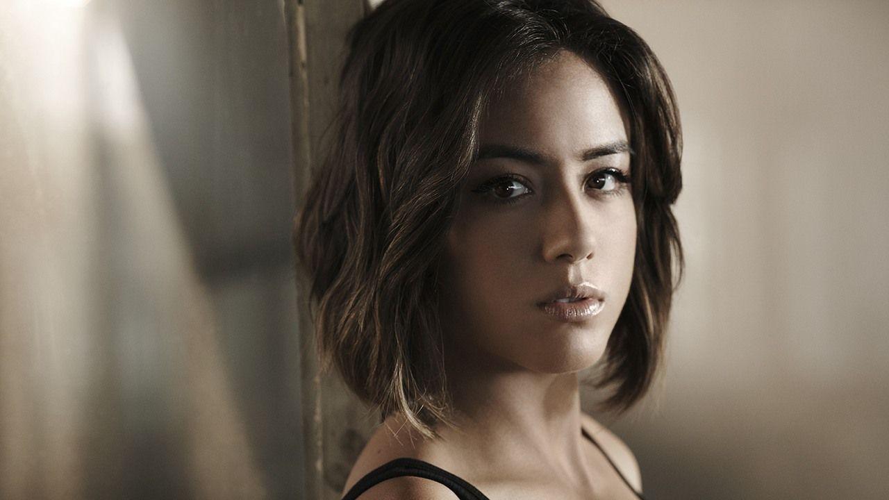 Daisy Johnson Haircut Google Search Chloe Bennet Daisy Fuentes Agents Of Shield