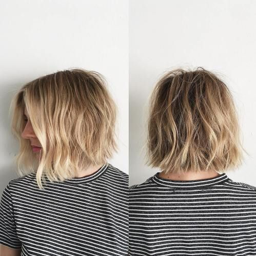 60 Messy Bob Hairstyles for Your Trendy Casual Loo