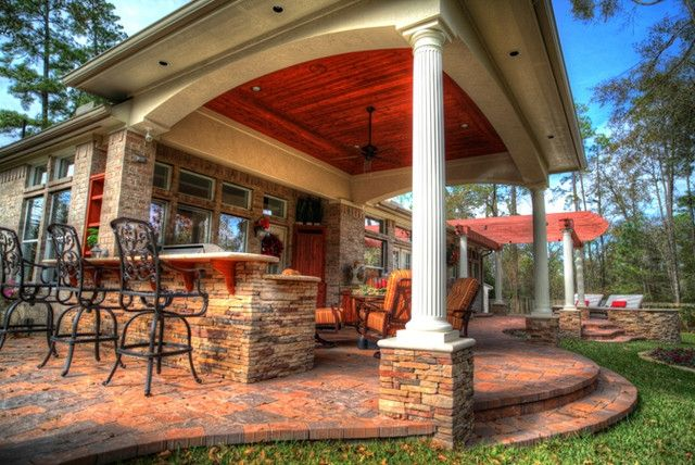 Back Porches And Patios Porch