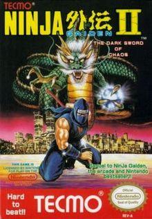 """""""Ninja Gaiden II The Dark Sword of Chaos"""" ('90"""