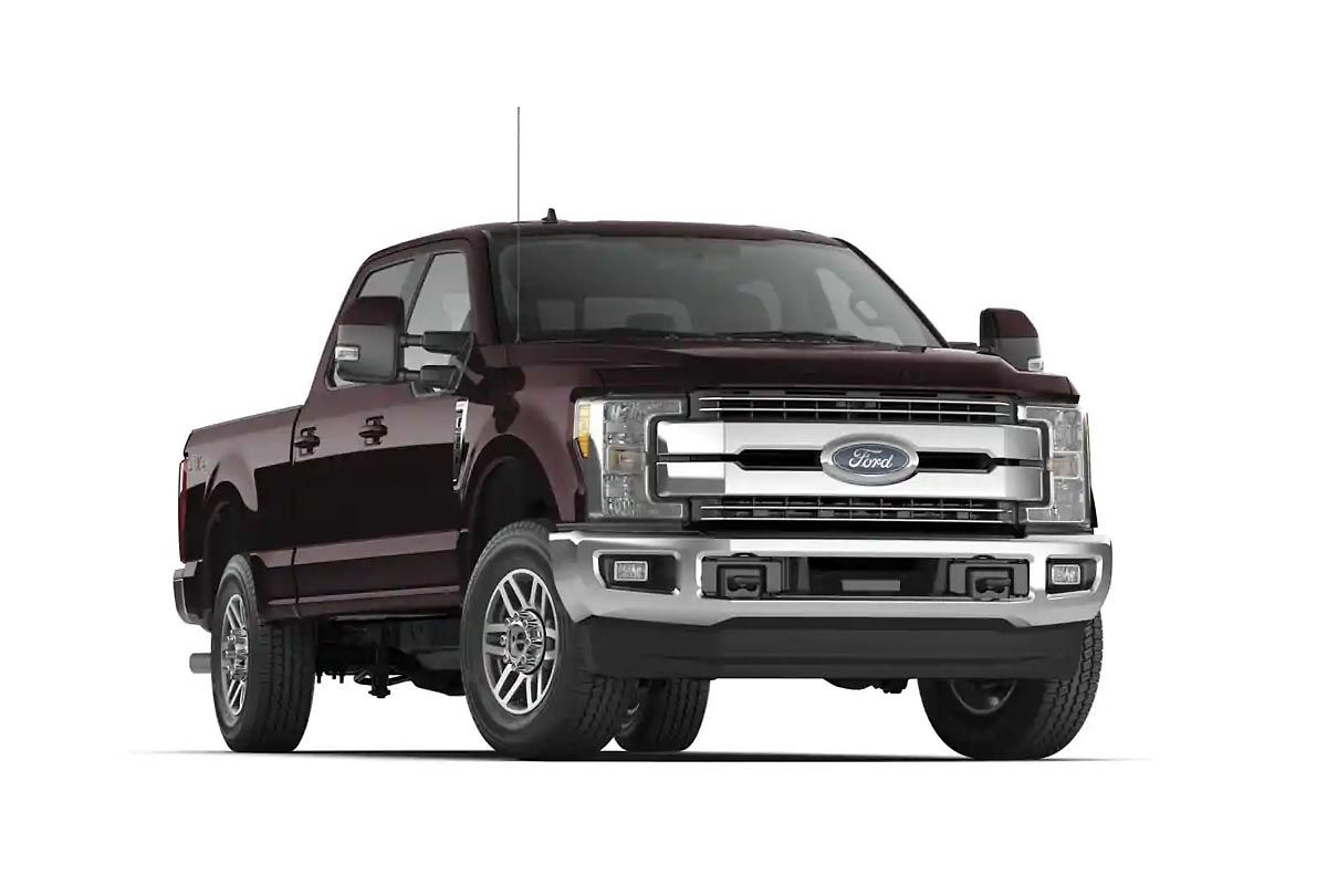Ford recalls over 490,000 Pickups because Seat Belt