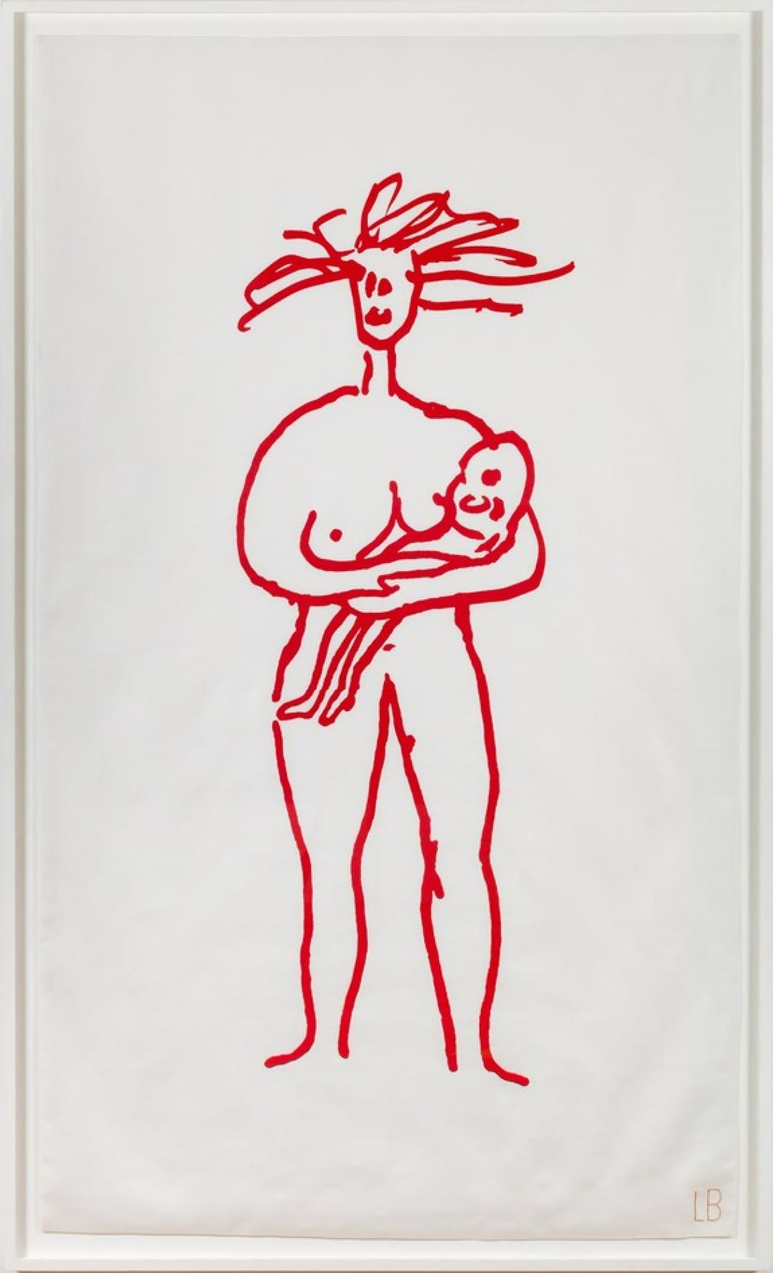 LOUISE BOURGEOIS, Mother and Child, 2007