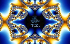JLD Logo Fractal Wallpaper