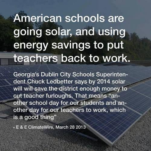Go Green With Solar, www.GreenerDawn.com