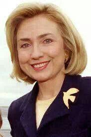 Hillary Clinton!
