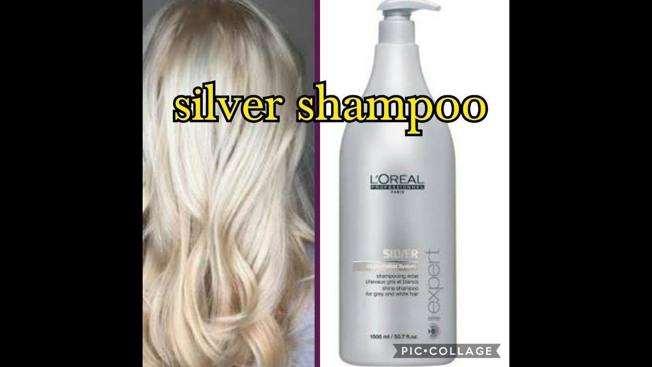 الشامبو البنفسجي سر من أسرار الصالونات تعرفي عليه Silver Shampoo Shampoo Pics