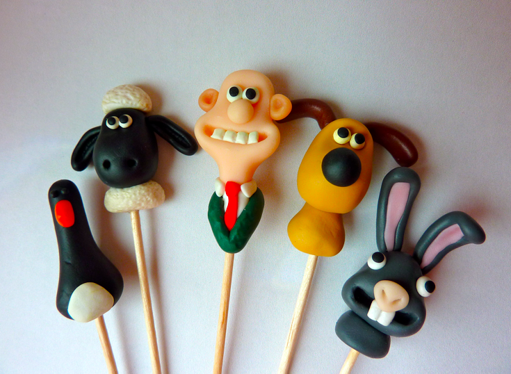 Wallace And Gromit Characters Aardman Animations