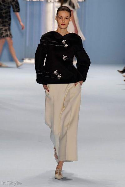 Carolina Herrera 2015-2016 Sonbahar Kış Koleksiyonu