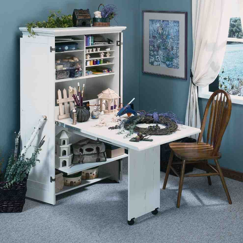 Sauder Craft Armoire
