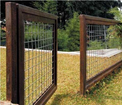 4ft Wood Fence Ideas