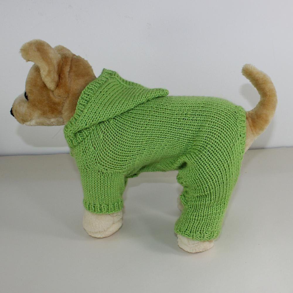 HandKnit  Woolblend dog Sweater Pet Clothing Small Dog Clothesdog coat