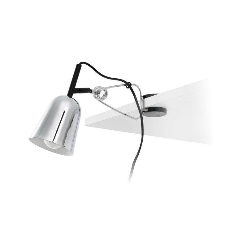 Studio L30 Chrom Faro Lampa Biurkowa 51134 Abanet Krakow Lamp Clip Lamp Studio Lamp