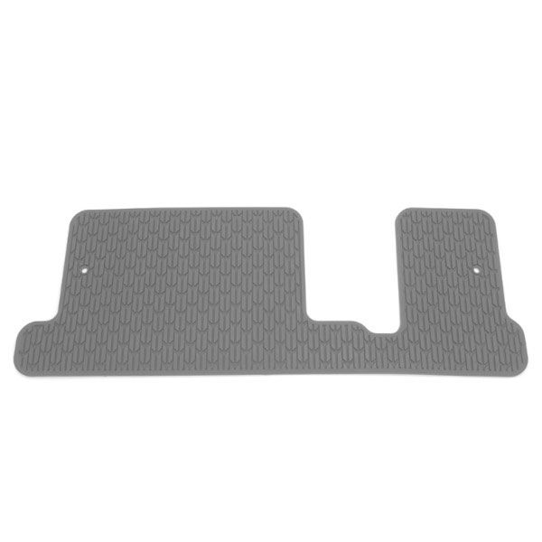 Traverse Floot Mat 3rd Row All Weather Titanium Bench This One