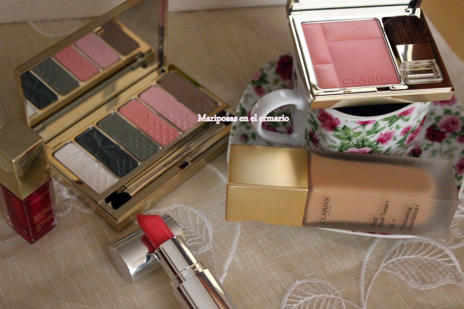Armario Plastico Rimax ~ Mariposas en el armario Nueva colección de maquillaje Garden Escape de Cla Cosas para