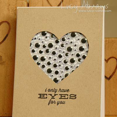 Valentinstag Karte Basteln (Cute Diy Ideas)
