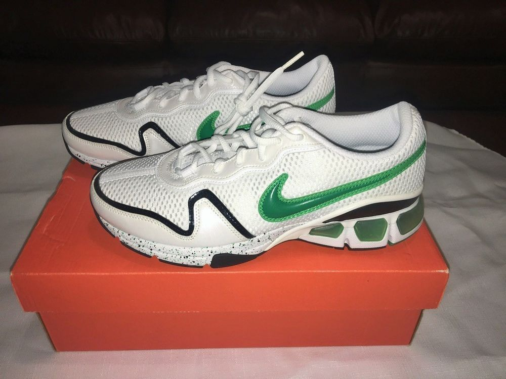 c072f1cd1408 NIKE AIR RELENTLESS White w Green Women s Athletic Shoes Size 8 NEW  fashion   clothing  shoes  accessories  womensshoes  athleticshoes (ebay link)