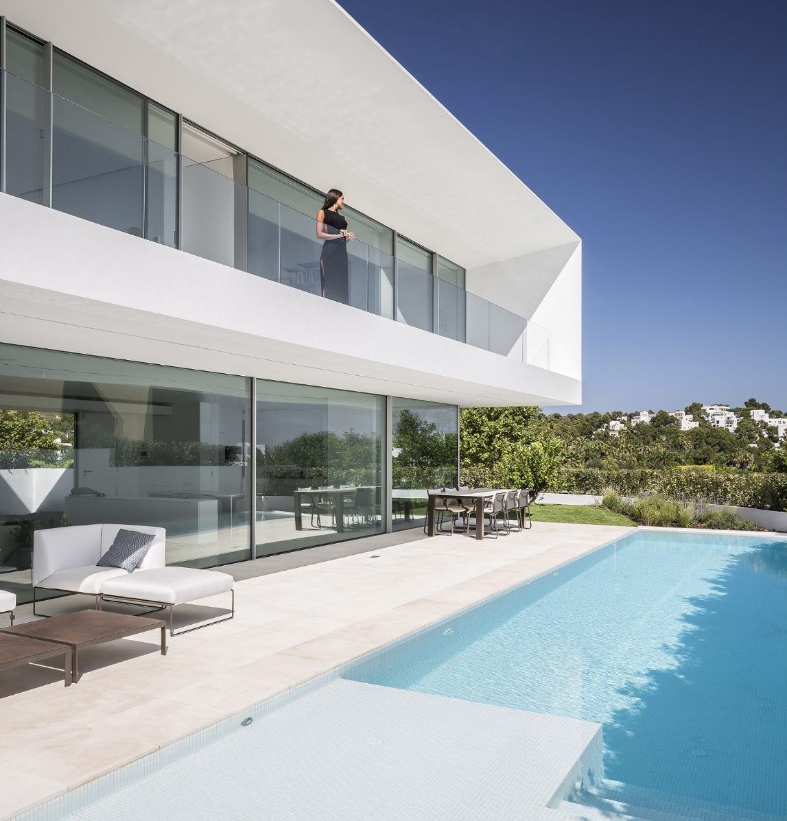 House in ses torres by gallardo llopis arquitectos for Architettura casa moderna