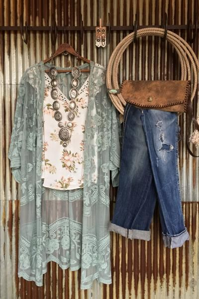 Haute On The Ranch: An Ode to Spring [Style]!