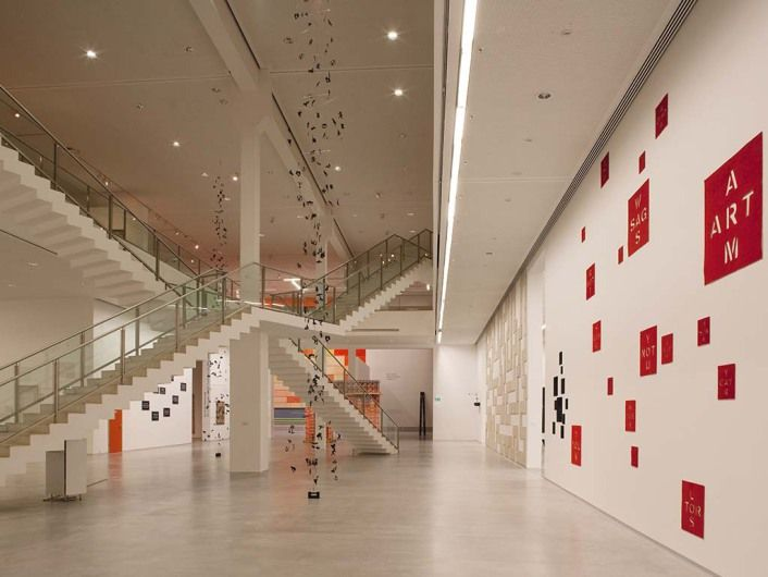 Museum Berlinische Galerie Bij De Wisselende Exposities Staat Moderne Kunst Fotografie En Architectuur Van 1870 Tot Contemporary Artists Architecture House