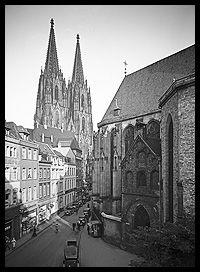 Pin Auf Koln Damals History Of Cologne