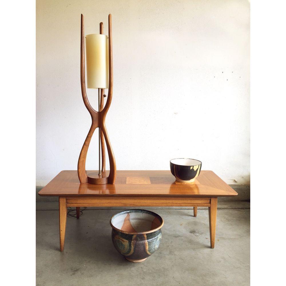 Mid Century Modern 1958 Burled Walnut Inlay Lane Coffee Table Vintage Vtg Ebay Coffee Table Vintage Lane Coffee Table Mid Century Coffee Table [ 1000 x 1000 Pixel ]