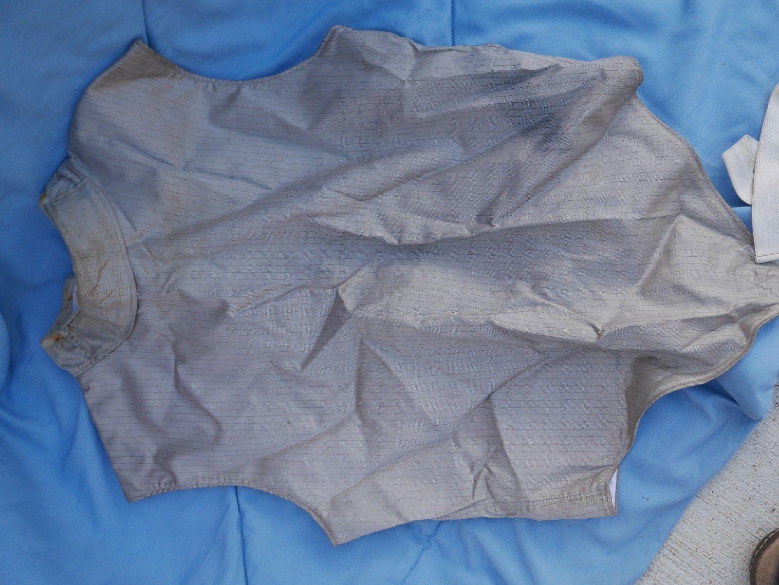 Fencinguniverse On Ruffle Blouse Fencing Gear Vest