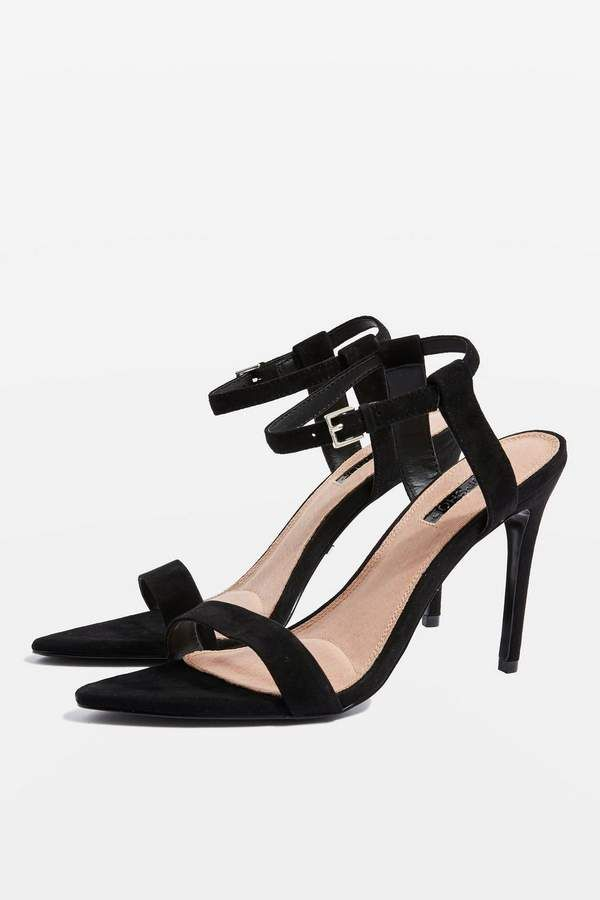9ebe86efff4 RUBIX Two Part Pointed Sandals in 2019 | Products | Sandals, Shoes ...