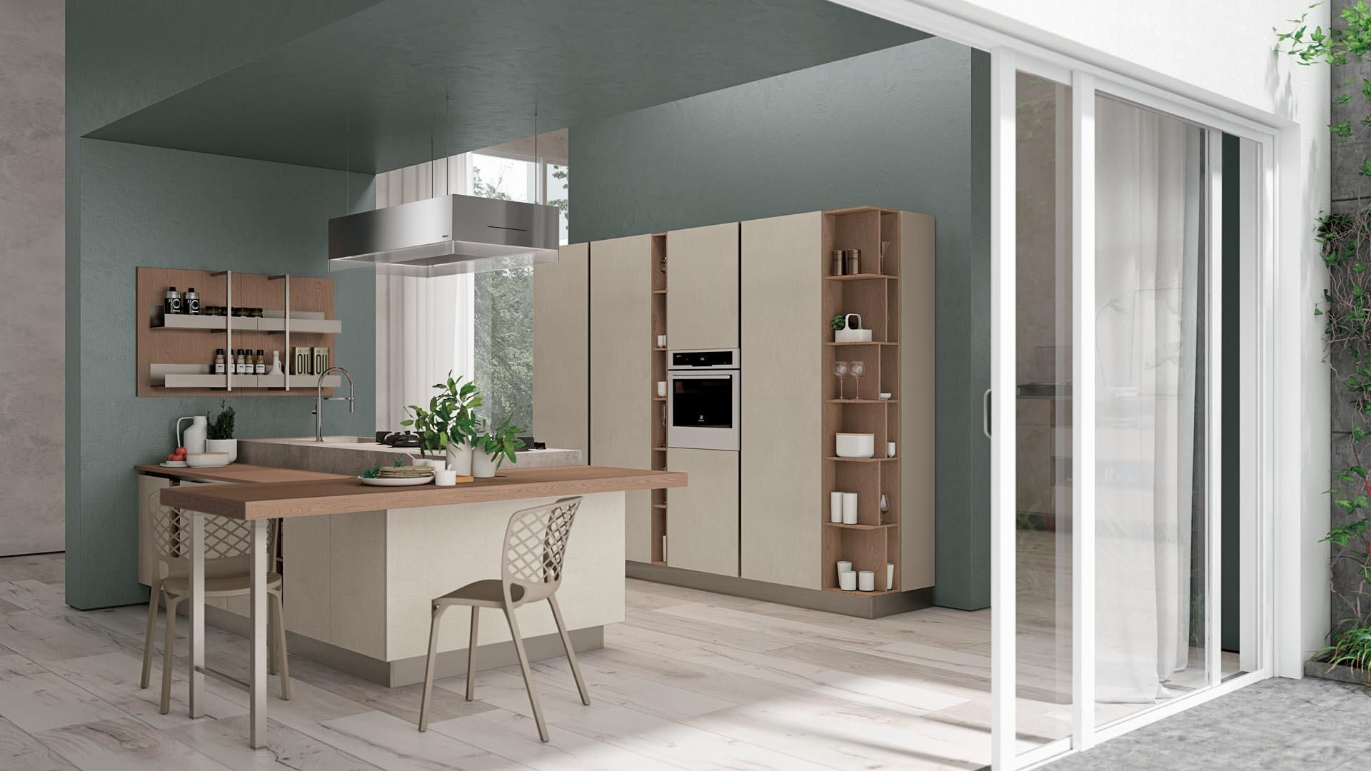 Clover Lux Cucine Lube Cucine Moderne Arredo Interni Cucina Cucine