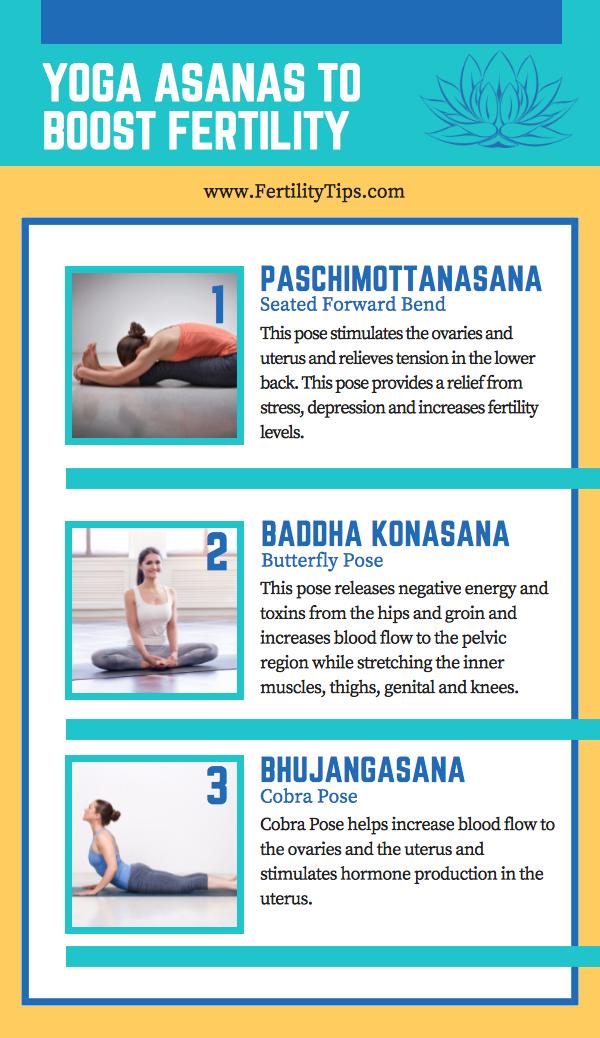 The Fertility-Boosting Benefits of Yoga | Yoga benefits ...