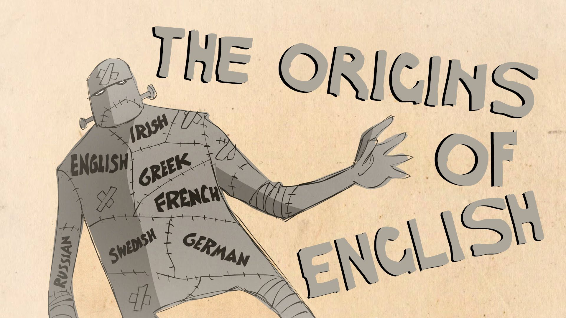 An Animated History Explaining How The English Language Evolved Throughout The Centuries English Language Language Teaching English