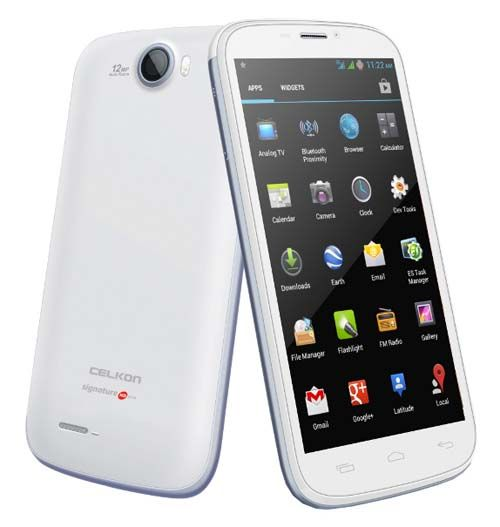 Celkon A119 Signature HD Full Specifications