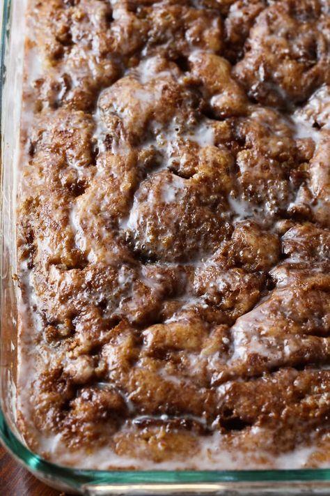 Apple Fritter Cake is part of Apple fritter cake - serves 810