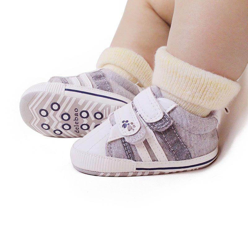 454ffe97 Primeros Caminante de La Manera Superficial Zapatos Hook & Loop Solid Baby  Girl para 0-