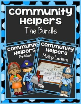Community Helpers - The BundleHere is all my Community Helper products bundled together to save you money! I will also add any new centers to this bundle. I currently have 2 more centers in the process of being made, purchase early and save!Included in this bundle:Community Helper Printables Community Helpers Center ~ Mailing LettersCommunity Helpers Center ~ Where Do I Work?