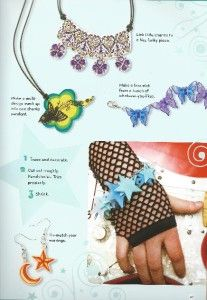 Shrink Plastic Jewelry | Details about Shrink Art Jewelry NEW Sheets Plastic Findings Tool ...