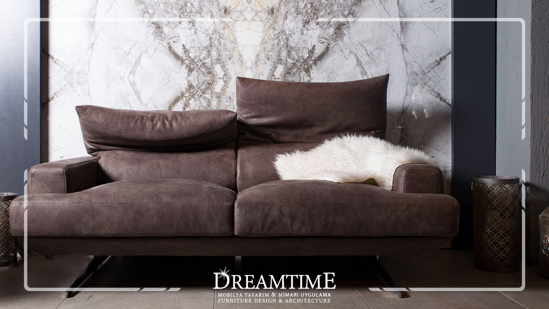 Sadeligi Ilke Edinen Koyu Tonlarin Ferahlatici Etkisiyle Mutlu Olanlara Ozenle Hazirlanan Koltuk Takimi Modellerini Dreamtime Mobilya Furniture Modern Mobilya