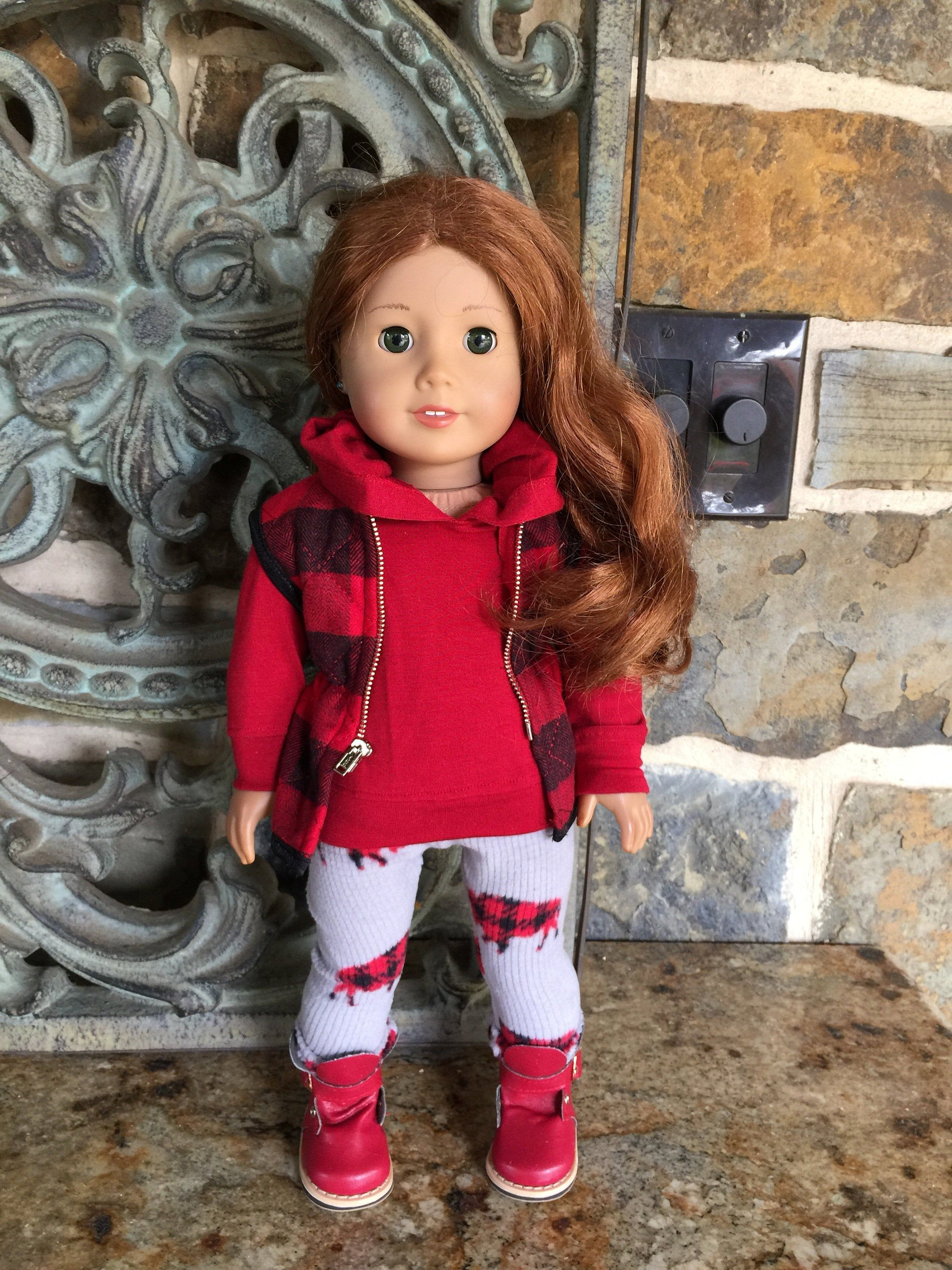 18 inch doll clothes made to fit dolls like the American Girl Doll- pink ice skates- white roller skates-black ballerina shoes #18inchdollsandclothes