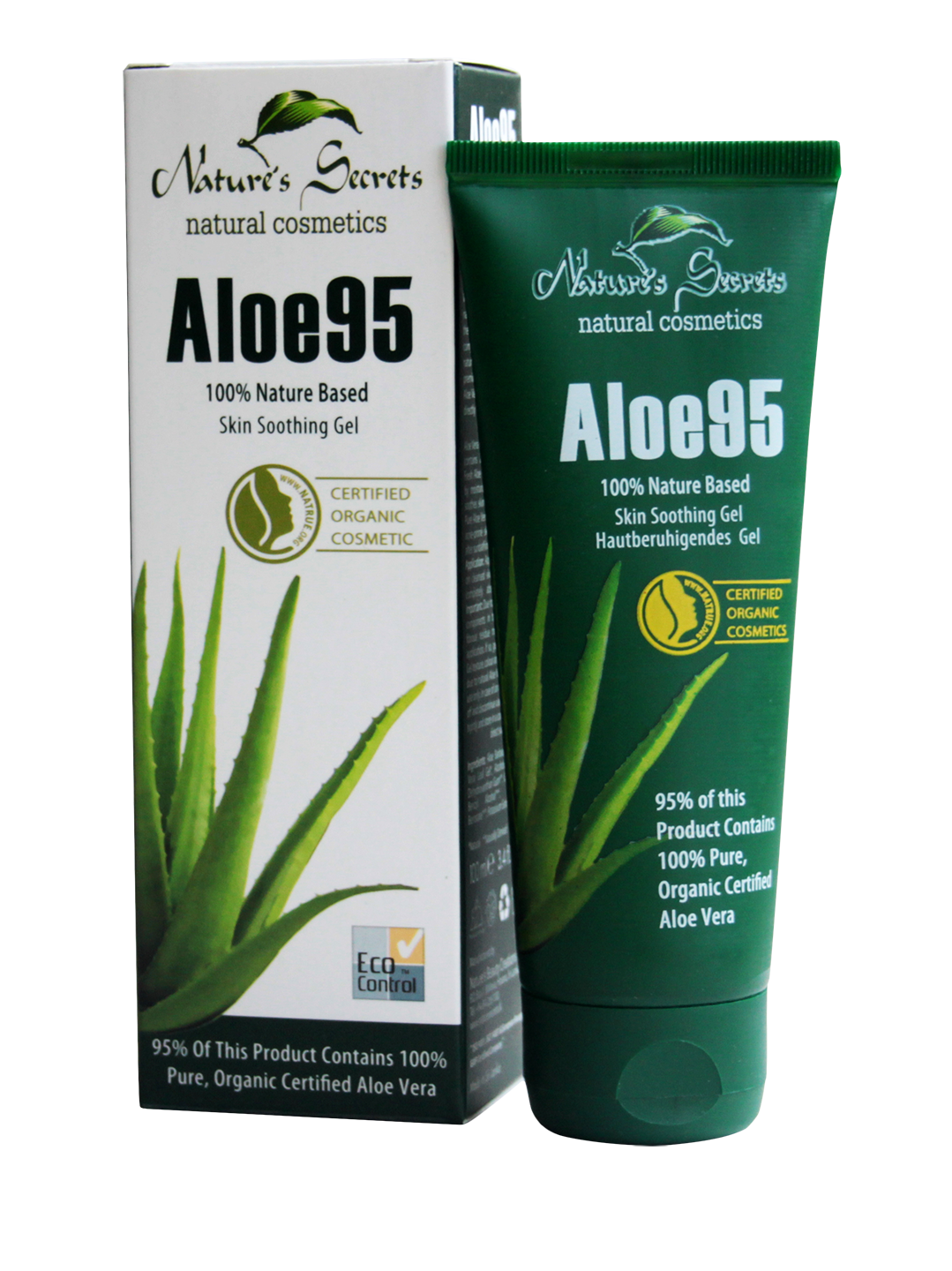 Natrue Certified Organic Aloe Veal Gel Now Available In The Uk Innisfree Vera Revital Soothing 300ml