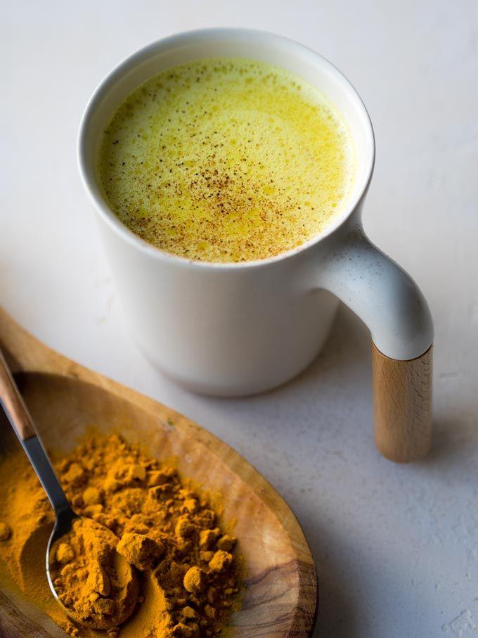 Golden Milk Recipe With Coconut Milk Turmeric Coconut Milk Vegan
