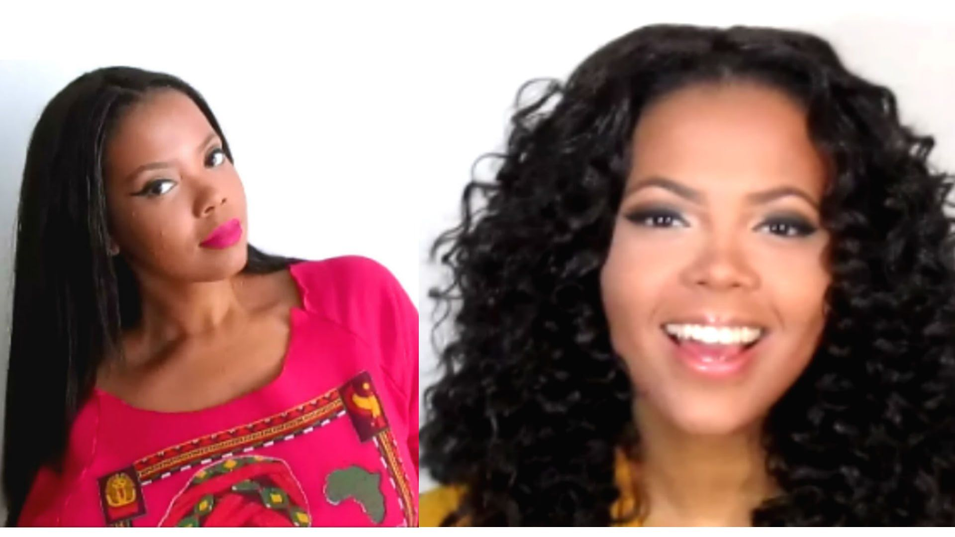 Crotchet Braids Straight To Curly – No Hot Water [Video]