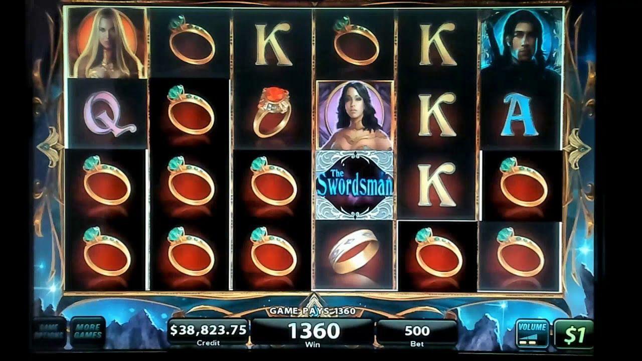 The Swordsman Slot Play Live Slot Play Jackpots Pinterest