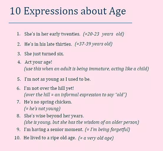 Expressions page adult forum