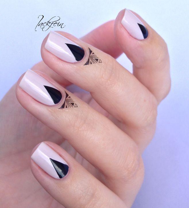 Tatuajes para Cutículas, una moda que acompaña a las uñas decoradas ...