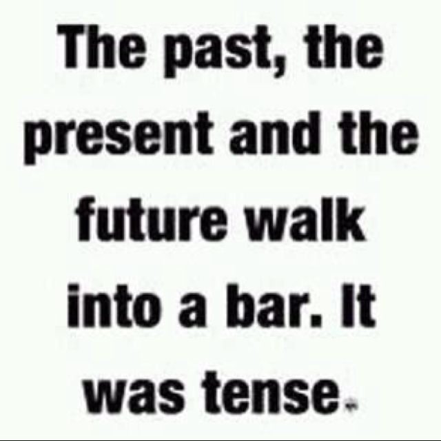Ahh, a language joke only a Spanish teacher could love ...